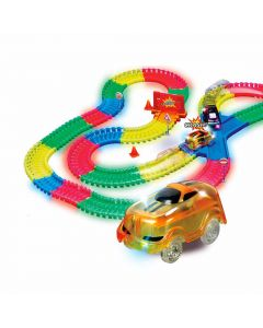 Pista de carreras Magic Tracks Crash