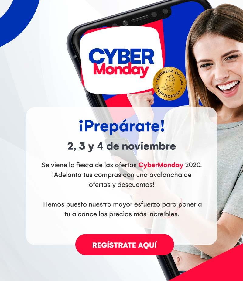 Cyber Monday A3D