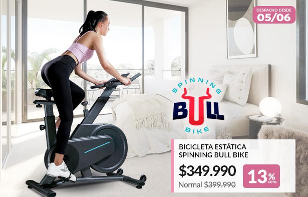 Spinning Bull Bike
