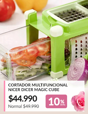 Nicer Dicer Magic Cube