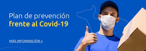 Plan de prevención frente al Covid-19