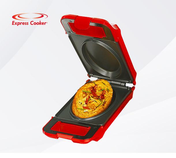 Plancha multifunción Express Cooker