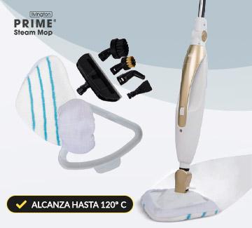 Livington Prime Steam Mop