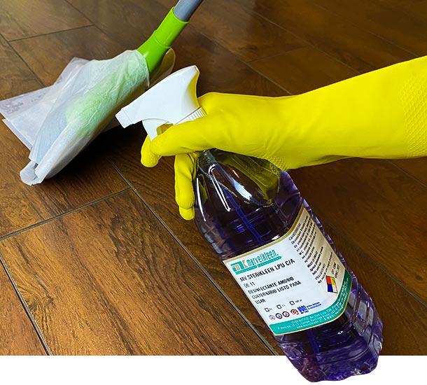 Desinfectante Amonio Cuaternario